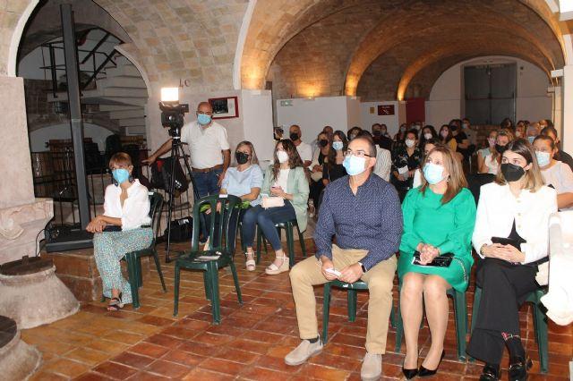 El Museo del Vino acoge la exposición de María Gea 'Poéticas del duelo' - 2, Foto 2