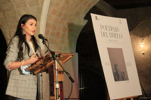 El Museo del Vino acoge la exposición de María Gea 'Poéticas del duelo' - 3, Foto 3