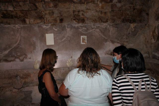 El Museo del Vino acoge la exposición de María Gea 'Poéticas del duelo' - 4, Foto 4
