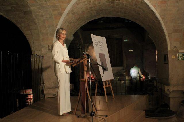 El Museo del Vino acoge la exposición de María Gea 'Poéticas del duelo' - 5, Foto 5