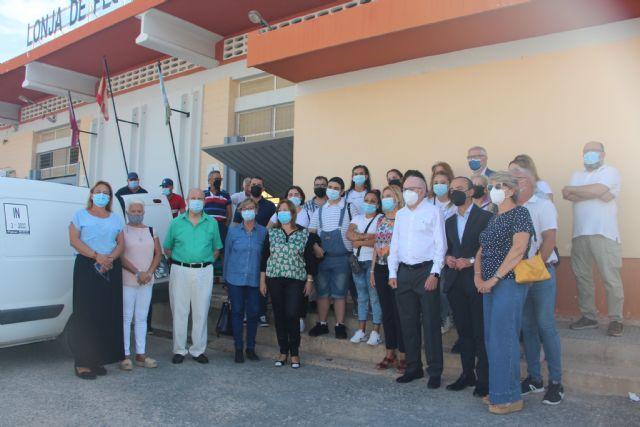 Alumnos del programa de hostelería de Cáritas en Cartagena visitan la Lonja y el Museo del Mar - 3, Foto 3