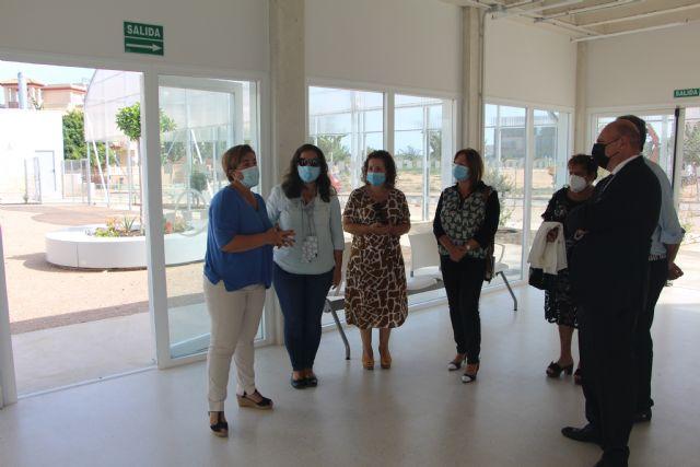 El CERMI visita las instalaciones de la nueva residencia de AIDEMAR en San Pedro del Pinatar - 1, Foto 1