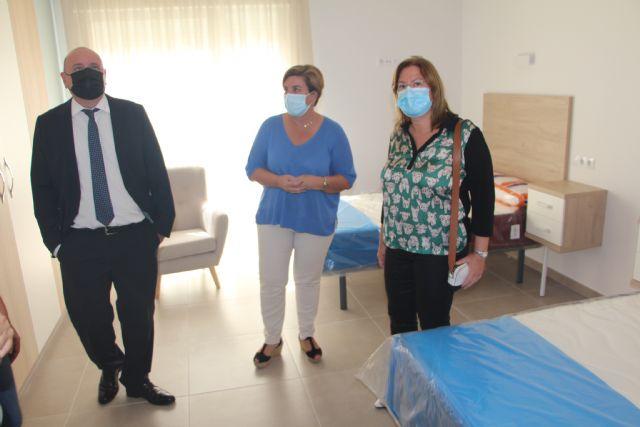 El CERMI visita las instalaciones de la nueva residencia de AIDEMAR en San Pedro del Pinatar - 2, Foto 2