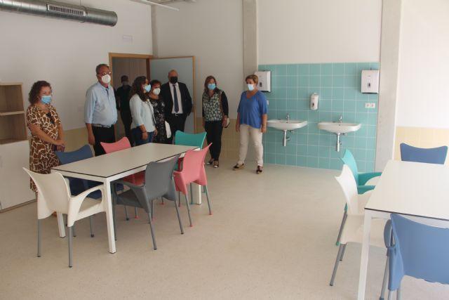 El CERMI visita las instalaciones de la nueva residencia de AIDEMAR en San Pedro del Pinatar - 3, Foto 3