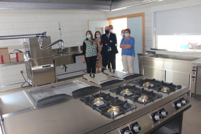 El CERMI visita las instalaciones de la nueva residencia de AIDEMAR en San Pedro del Pinatar - 4, Foto 4