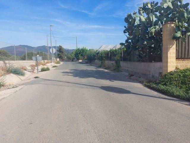 Se acometerán obras de renovación de la tubería de distribución de agua potable en el Camino del Polideportivo