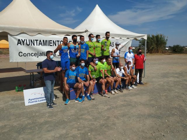 Puerto Lumbreras otorgó los títulos regionales de Cross por clubes - 1, Foto 1