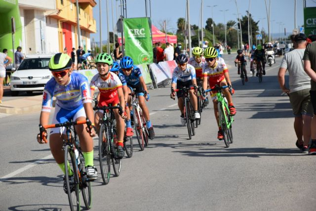 Exhibición de Escuelas de Ciclismo en Torre Pacheco - 1, Foto 1