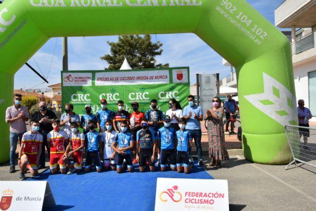 Exhibición de Escuelas de Ciclismo en Torre Pacheco - 4, Foto 4