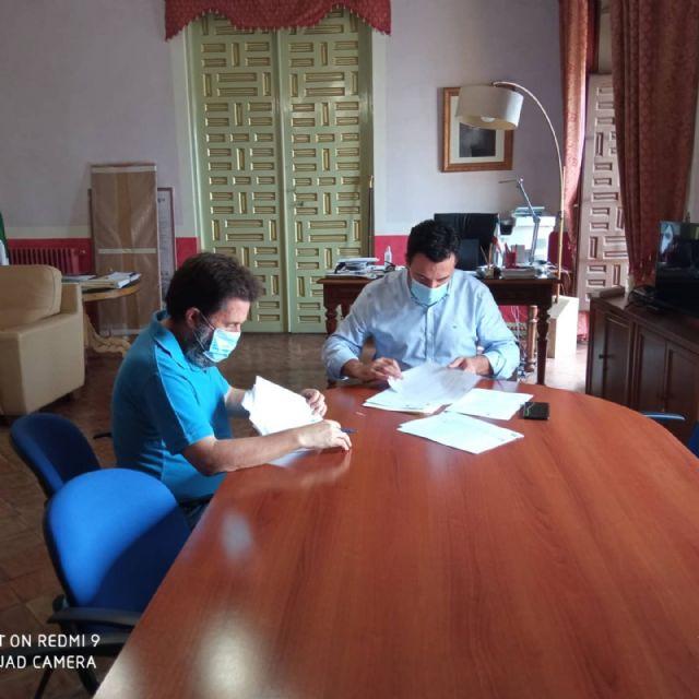 N.P. El Ayuntamiento busca dinamizar el Casco Antiguo con la recuperación de locales en desuso que han cedido sus propietarios al consistorio para fines culturales - 2, Foto 2