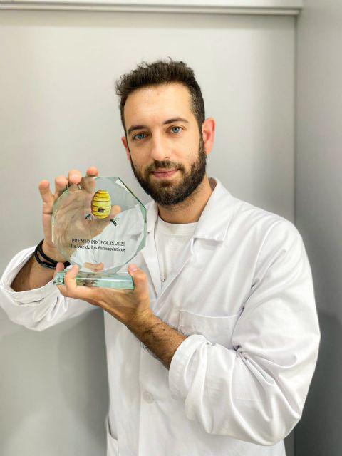 Los farmacéuticos reciben el Premio Voz Própolis por su labor en la pandemia - 1, Foto 1
