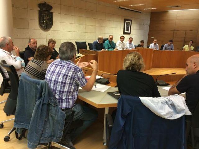 Se va a solicitar la incorporación del municipio de Librilla para concurrir a nuevas convocatorias comunes de fondos de la UE junto a Totana, Alhama y Aledo para la comarca del Bajo Guadalentín, Foto 1