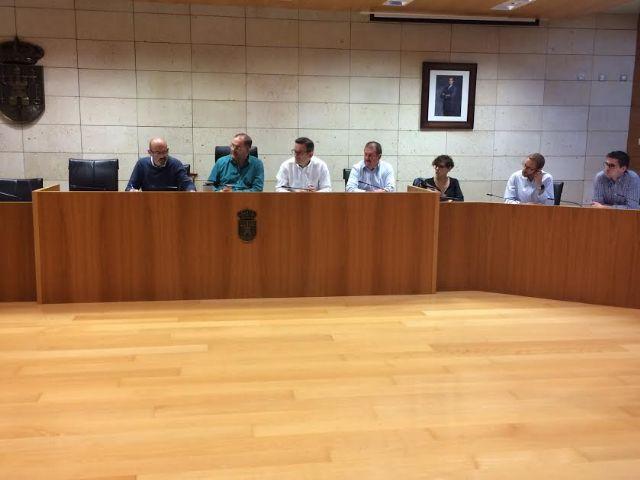 Se va a solicitar la incorporación del municipio de Librilla para concurrir a nuevas convocatorias comunes de fondos de la UE junto a Totana, Alhama y Aledo para la comarca del Bajo Guadalentín, Foto 2
