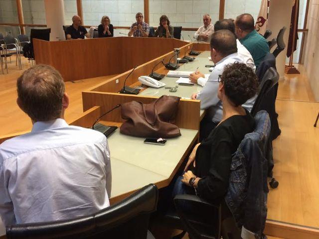 Se va a solicitar la incorporación del municipio de Librilla para concurrir a nuevas convocatorias comunes de fondos de la UE junto a Totana, Alhama y Aledo para la comarca del Bajo Guadalentín, Foto 3