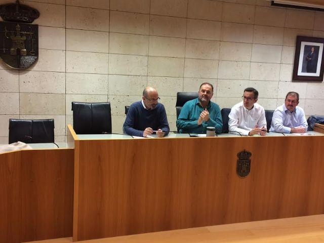 Se va a solicitar la incorporación del municipio de Librilla para concurrir a nuevas convocatorias comunes de fondos de la UE junto a Totana, Alhama y Aledo para la comarca del Bajo Guadalentín, Foto 4