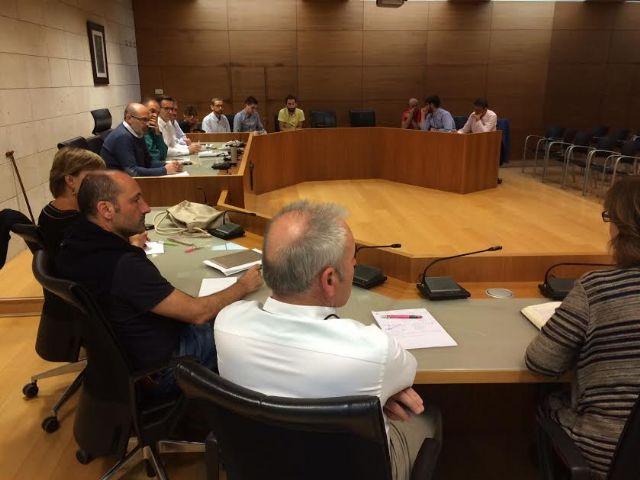 Se va a solicitar la incorporación del municipio de Librilla para concurrir a nuevas convocatorias comunes de fondos de la UE junto a Totana, Alhama y Aledo para la comarca del Bajo Guadalentín, Foto 5