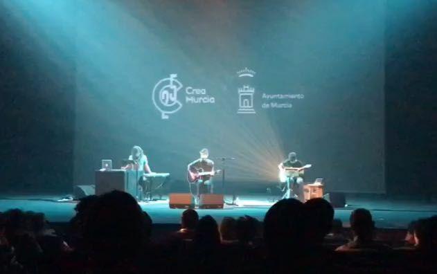 Rey Lobo brilla en la Final de Canción de Autor y se convierte en ganador por delante de Pedro Quílez y Edu Martínez - 1, Foto 1