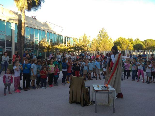 Torre-Pacheco municipio seleccionado en la XVIII Campaña de Animación a la Lectura María Moliner del Ministerio de Educación, Cultura y Deporte, la FEMP y la Fundación Coca-Cola - 1, Foto 1