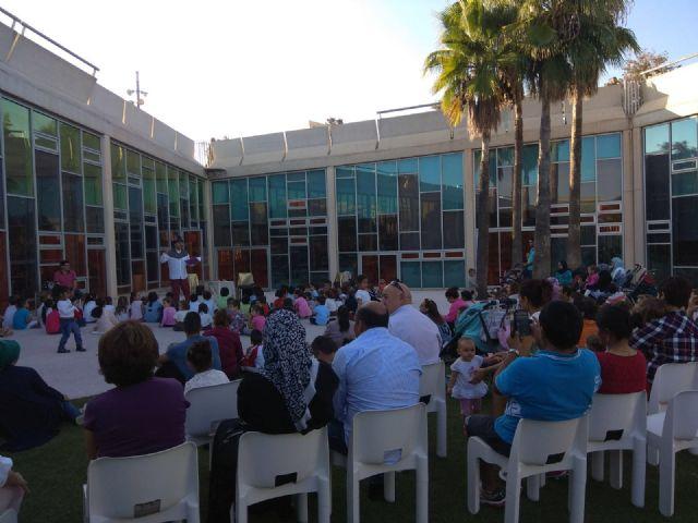 Torre-Pacheco municipio seleccionado en la XVIII Campaña de Animación a la Lectura María Moliner del Ministerio de Educación, Cultura y Deporte, la FEMP y la Fundación Coca-Cola - 3, Foto 3