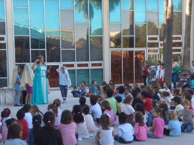 Torre-Pacheco municipio seleccionado en la XVIII Campaña de Animación a la Lectura María Moliner del Ministerio de Educación, Cultura y Deporte, la FEMP y la Fundación Coca-Cola - 4, Foto 4