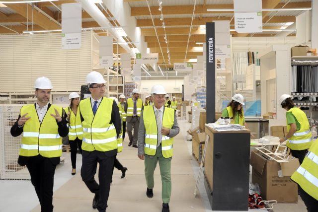 La apertura de la nueva tienda de Leroy Merlin Murcia Sur supondrá la creación de más de 120 puestos de trabajo - 1, Foto 1