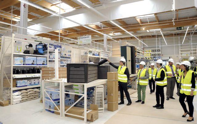 La apertura de la nueva tienda de Leroy Merlin Murcia Sur supondrá la creación de más de 120 puestos de trabajo - 3, Foto 3