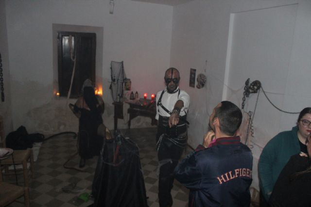 Puerto Lumbreras celebra la 'Noche de Ánimas' en la Casa del Cura - 2, Foto 2