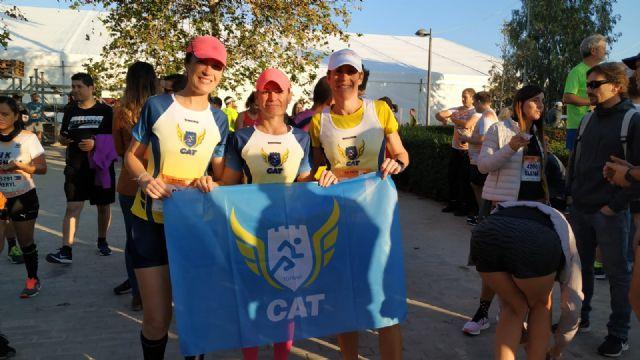 El CAT participa en la Media Marat�n de Valencia y en los 10Km de Santomera, donde obtiene un podium, Foto 2