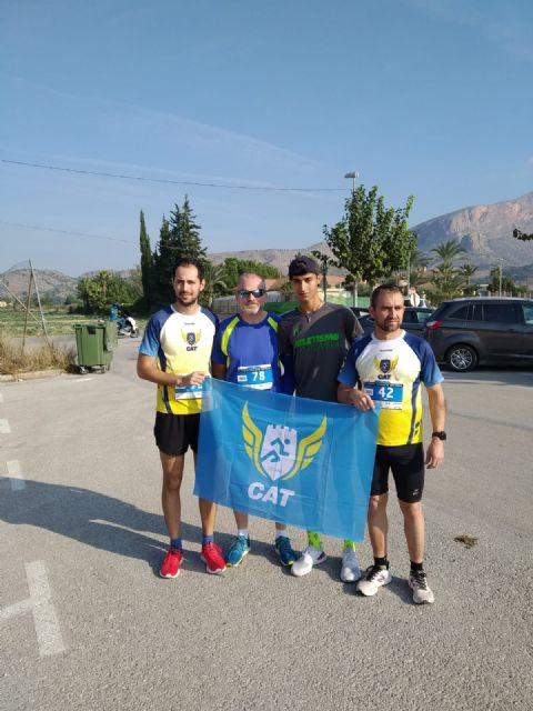 El CAT participa en la Media Marat�n de Valencia y en los 10Km de Santomera, donde obtiene un podium, Foto 4
