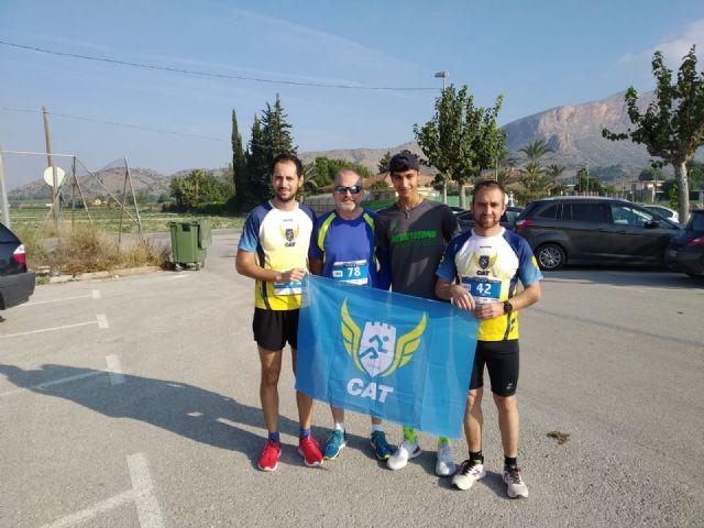 El CAT participa en la Media Marat�n de Valencia y en los 10Km de Santomera, donde obtiene un podium, Foto 5