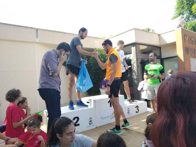 El CAT participa en la Media Marat�n de Valencia y en los 10Km de Santomera, donde obtiene un podium, Foto 6