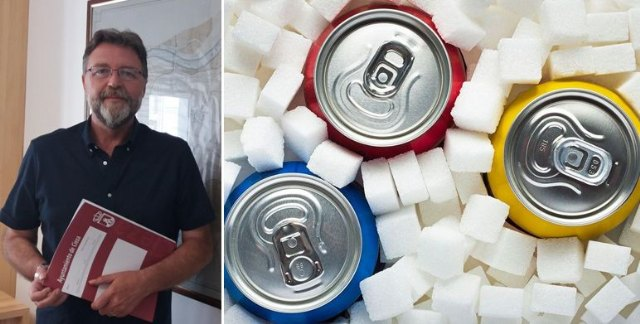 Saorín: El incremento del IVA de las bebidas azucaradas no tiene pretensión recaudatoria - 1, Foto 1