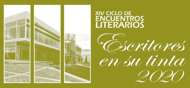 Cristina Morató participa en el Ciclo Escritores en su tinta 2020 de Molina de Segura el jueves 29 de octubre - 1, Foto 1