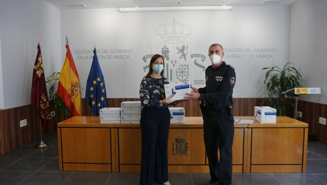 La Jefatura Provincial de Tráfico cede 445 kits especiales de drogas a los ayuntamientos de Archena, Molina de Segura y Murcia para detectar el consumo entre los conductores - 3, Foto 3