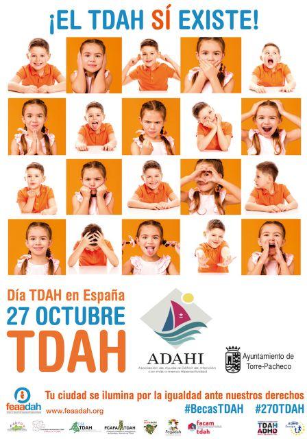 Torre Pacheco se suma a la celebración del día del TDAH 2020 - 1, Foto 1