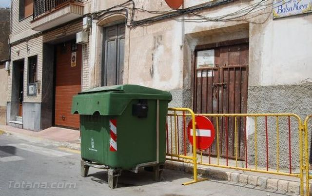 Next Monday there will be no collection of solid urban waste for the festival of San Martín de Porres, employer of the workers of this service, Foto 1