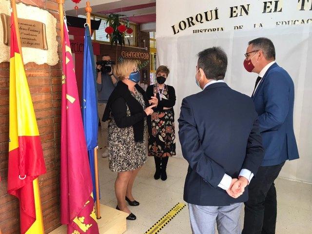 Conesa y Hernández exigen a López Miras que cumpla su compromiso de un nuevo Centro de Salud para Lorquí - 2, Foto 2
