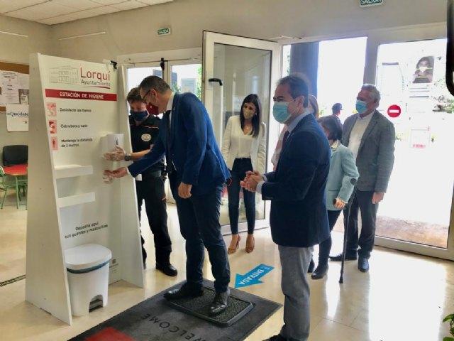 Conesa y Hernández exigen a López Miras que cumpla su compromiso de un nuevo Centro de Salud para Lorquí - 3, Foto 3