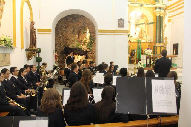 La Banda Municipal de Música de Puerto Lumbreras celebra la Festividad de Santa Cecilia - 1, Foto 1