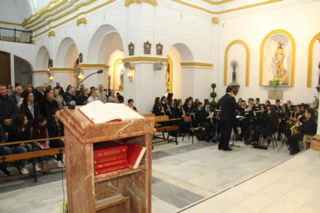 La Banda Municipal de Música de Puerto Lumbreras celebra la Festividad de Santa Cecilia - 2, Foto 2