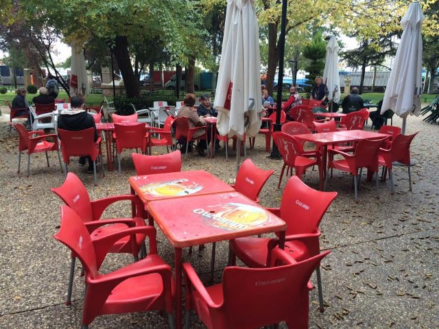 The deadline for submitting bids for the contract for the operation of the bar-cafeteria service in the park ends on December 9