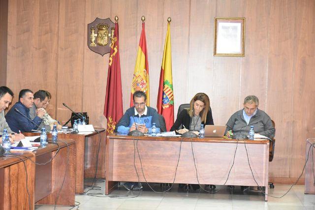 Pleno del Ayuntamiento de Archena noviembre 2018 - 1, Foto 1