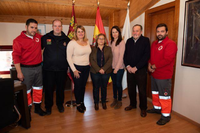 Ayuntamiento y Cruz Roja suscriben el convenio para seguir prestando los servicios de atención sanitaria - 1, Foto 1
