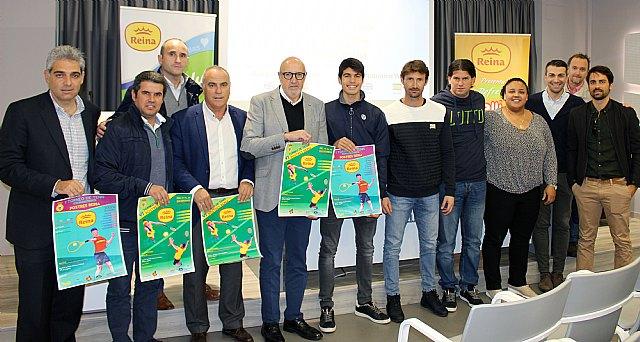 """Se presenta el """"I Torneo de Tenis Absoluto Postres Reina"""" - 1, Foto 1"""