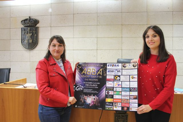 "The ""ABBA Tribute"" concert on December 5 will be for the benefit of Padisito"