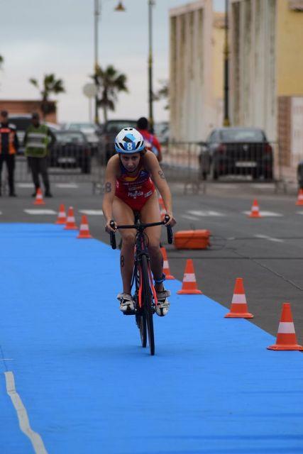 La triatleta del Tritones Murcia Sport Club, Paula Sánchez García, única española en la Copa de África de triatlón sprint - 2, Foto 2