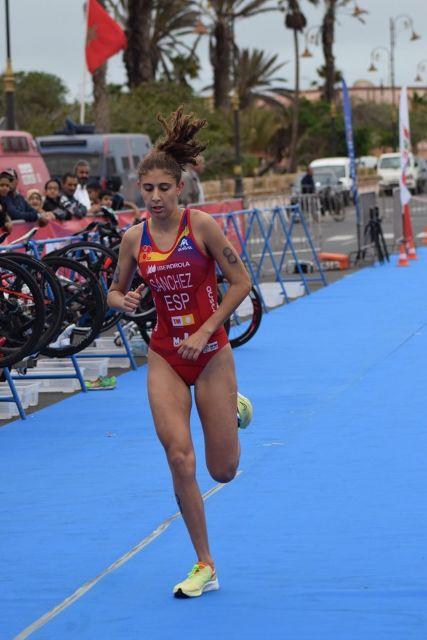 La triatleta del Tritones Murcia Sport Club, Paula Sánchez García, única española en la Copa de África de triatlón sprint - 4, Foto 4