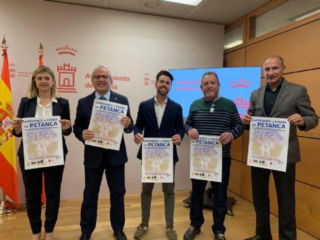 Puente Tocinos acoge el próximo fin de semana el Campeonato de España de Petanca para personas con discapacidad intelectual - 1, Foto 1