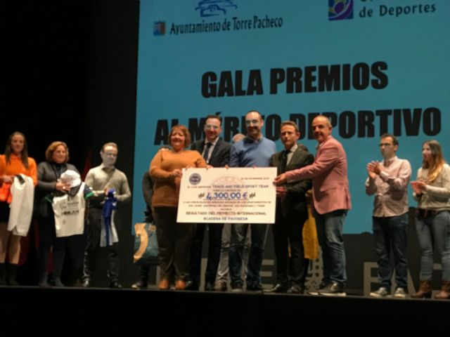 Deportistas de Torre Pacheco reciben un reconocimiento en la III Gala del Deporte Premios al Mérito Deportivo Torre Pacheco 2018 - 3, Foto 3