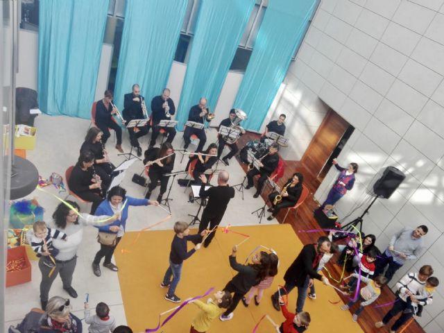 Así fue el concierto para bebés en honor a Santa Cecilia - 1, Foto 1